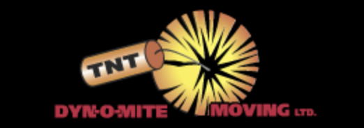 TNT Dyn-O-Mite Moving Ltd. Logo
